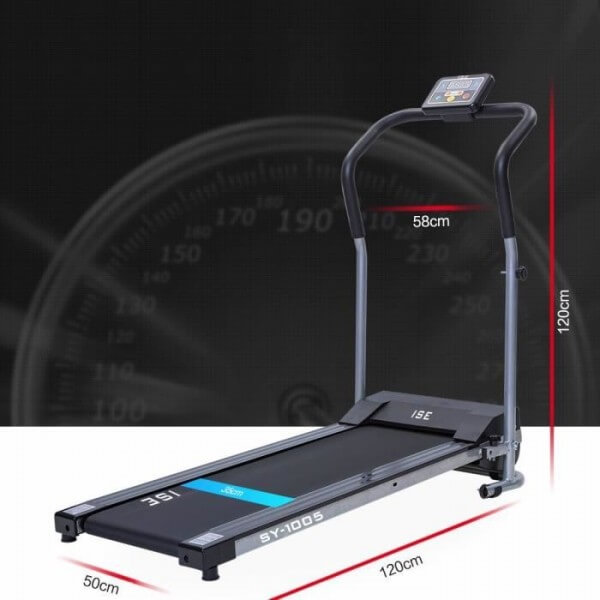 dimensions tapis de course ISE SY-1005
